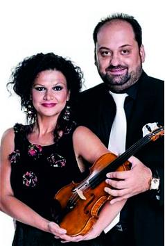Maria BUZĂ și Taraful George PĂTRAȘCU