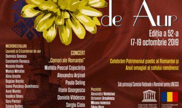 """Ediția a 52-a a Festivalului """"Crizantema de Aur"""" 2019 în mass-media"""